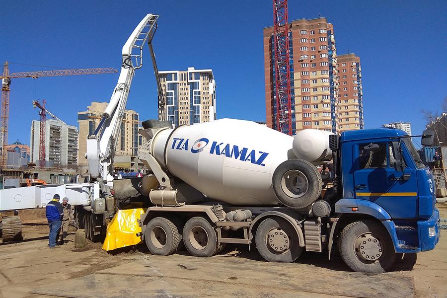 Заказать бетон с доставкой емкость для приготовления бетона купить